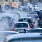 В Москве камеры начали штрафовать за «проезд между полос»